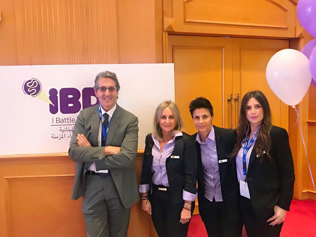 Lebanese Association of Gastroenterology Conference, May 2019